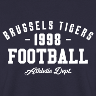 Design ~ Tigers Athletic Sweater