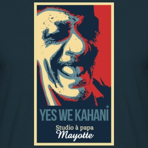 Collection Mayotte Yes we KAHANI - T-shirt Homme