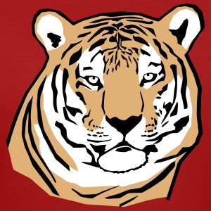 Tiger T-Shirts - Frauen Bio-T-Shirt