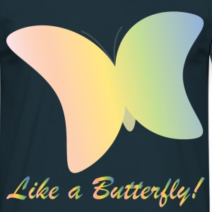 Like a Butterfly! T-Shirts - Men's T-Shirt