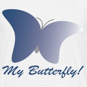 My Butterfly! T-Shirts - Men's T-Shirt