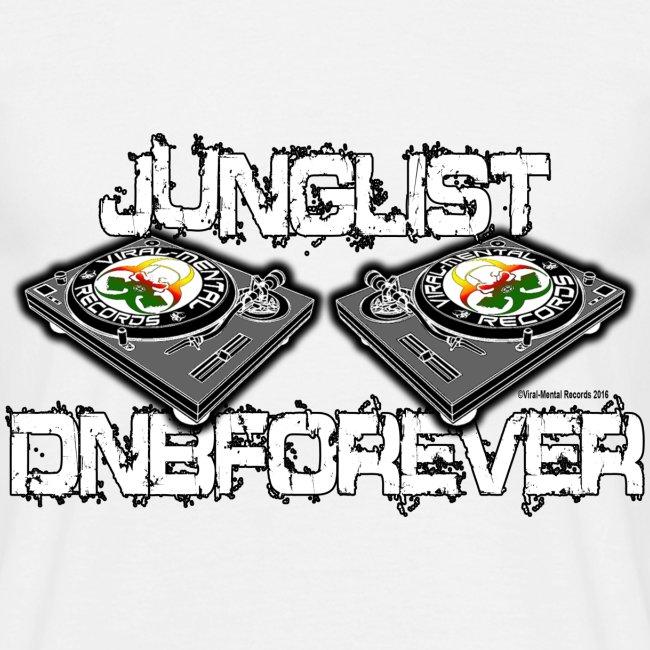 Junglist/DnBForever Tshirt
