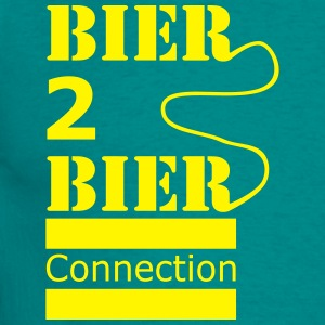 B2B connection by Claudia-Moda - Männer T-Shirt