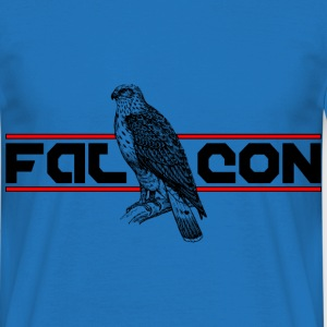 Falcon by Claudia-Moda - Herre-T-shirt