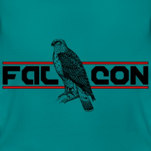 Falcon by Claudia-Moda - T-skjorte for kvinner