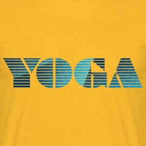 YOGA_NEW T-Shirts - Men's T-Shirt