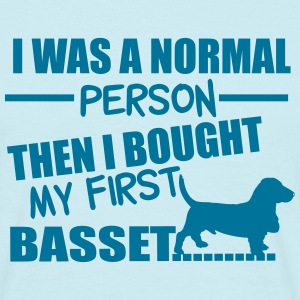 Normal Person - Basset T-Shirts - Männer T-Shirt