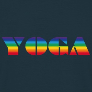 Yoga 2016 - Men's T-Shirt