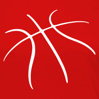 Zoom: Women's Premium Longsleeve Shirt with design Basketball