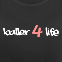 Zoom: Women's Breathable Tank Top with design baller 4 life