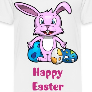 Easter Bunny Happy Easter - Kids' Premium T-Shirt