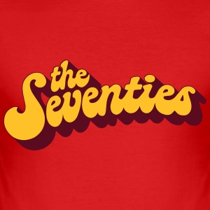 The Seventies 2 - Tee shirt près du corps Homme