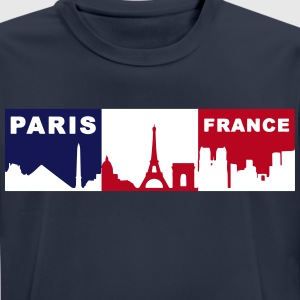 Paris France 33 Tee shirts - T-shirt respirant Homme