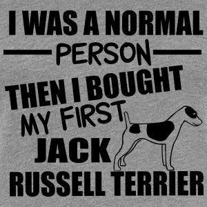 Normal Person -Jack RussellTerrier T-Shirts - Frauen Premium T-Shirt
