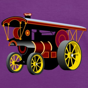 Traction Engines - Women's Ringer T-Shirt