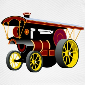 Traction Engines - Baseball Cap