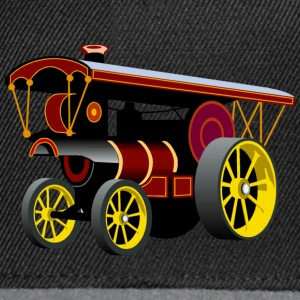 Traction Engines - Snapback Cap