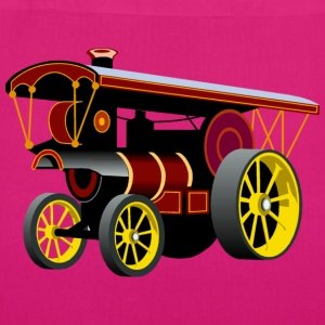 Traction Engines - EarthPositive Tote Bag