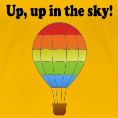 Air Balloon T-Shirts