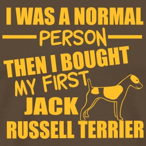 Normal Person -Jack RussellTerrier Tee shirts - T-shirt Premium Homme