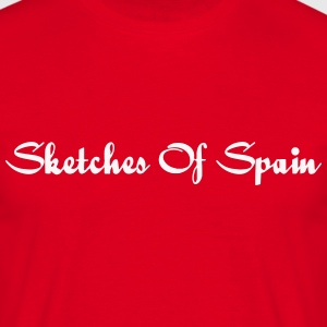 Sketches of Spain - T-shirt Homme