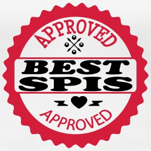 Approved best spis T-shirts - Premium-T-shirt dam