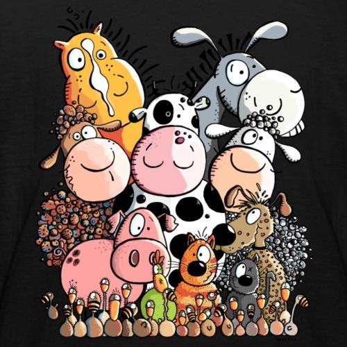 Lustiger Tierhaufen - Bauernhof - Tier