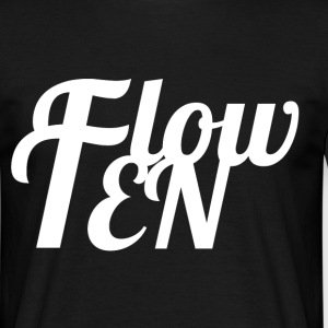 FlowTen Men's T-Shirt Glow Edition - Men's T-Shirt