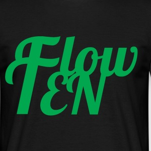 FlowTen Men's T-Shirt Neon Edition - Men's T-Shirt