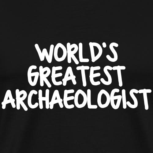 worlds greatest archaeologist