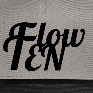 FlowTen Snapback Night Edition - Snapback Cap