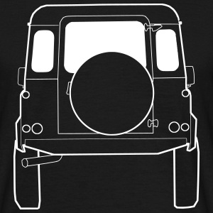 Land Rover Defender T-Shirts - Men's T-Shirt