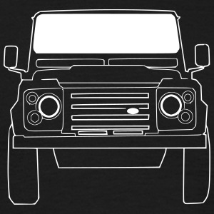 Land Rover Defender Tee shirts - T-shirt Homme