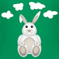Bunny with clouds Shirts