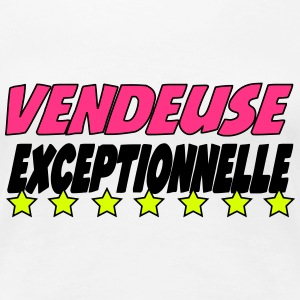 Vendeuse exceptionnelle T-Shirts - Women's Premium T-Shirt