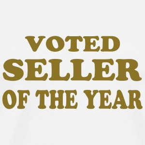 Voted seller of the year Koszulki - Koszulka męska Premium