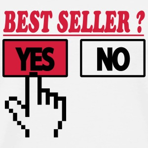 Best seller ? YES T-shirts - Herre premium T-shirt