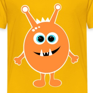 Monster T-Shirts - Kinder Premium T-Shirt