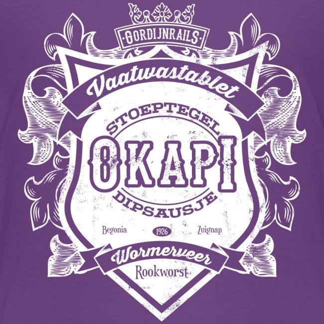 Okapi tienershirt