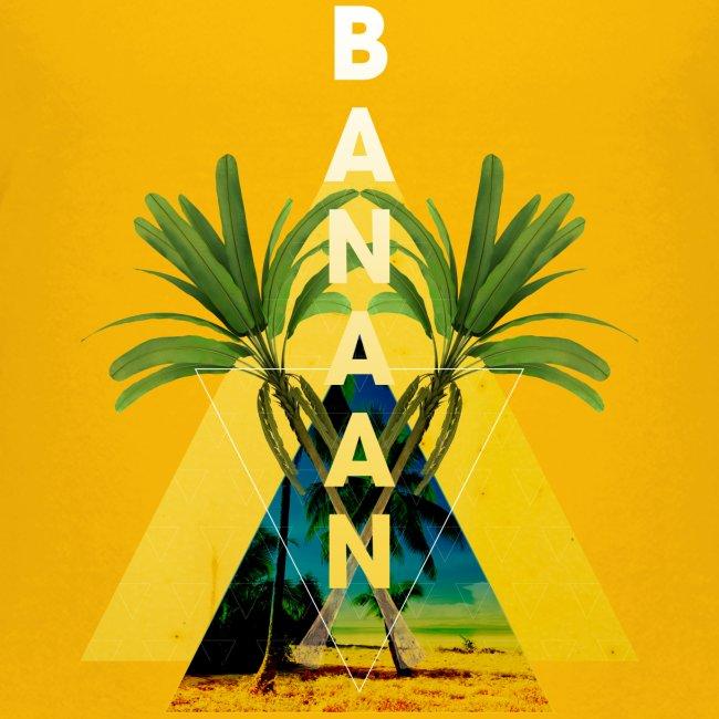 BANAAN/04 tienershirt
