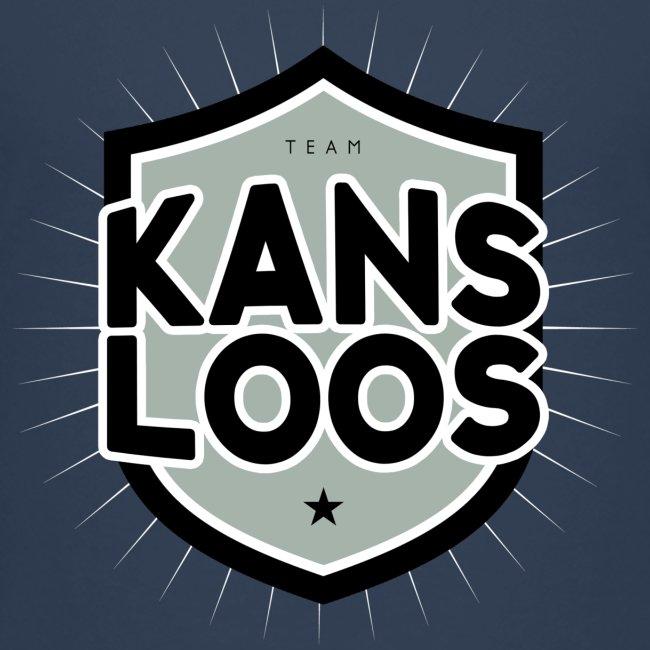 Team kansloos tienershirt