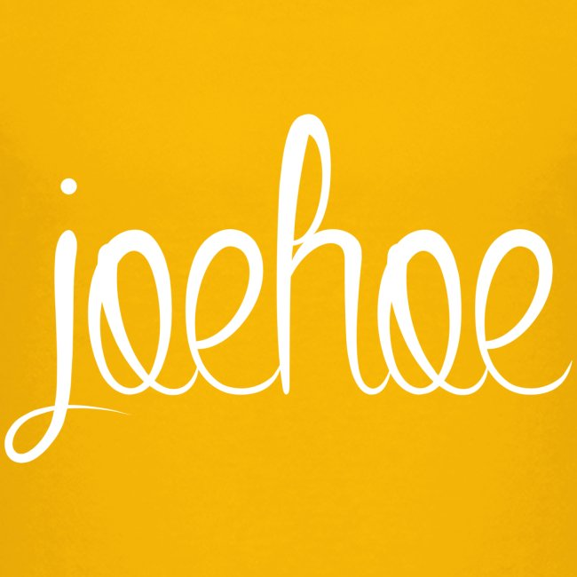 Joehoe tienershirt