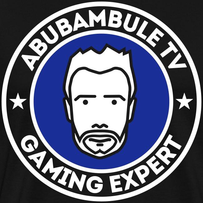 Herren T-Shirt - Abubambule TV - GE Logo in verschiedenen Farben