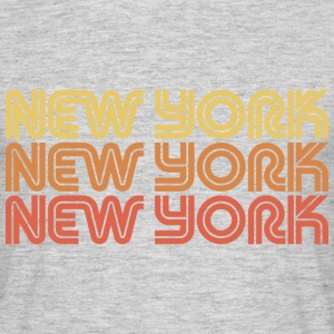 New York Vintage - T-shirt Homme