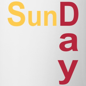 Sunday Mugs & Drinkware - Mug