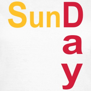 Sunday T-Shirts - Women's T-Shirt