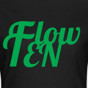 FlowTen Women's T-Shirt Neon Edition - Women's T-Shirt