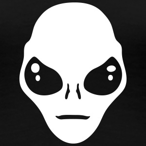 alien T-Shirts - Frauen Premium T-Shirt