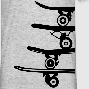 boards collection T-shirts - Mannen T-shirt
