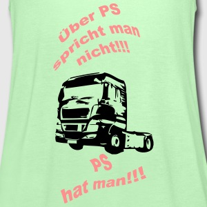 PS hat man!!! Tops - Frauen Tank Top von Bella
